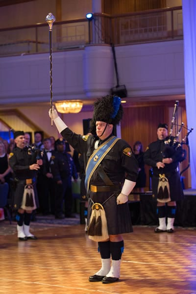 Cleveland Police Pipes and Drums