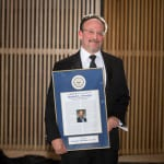 Mr. Mitchell C. Schneider, President and Chairman of the Board, First Interstate Properties, was recognized as the 2014 CPF Man of the Year.