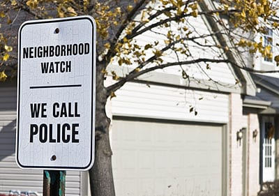Neighborhood Watch - We Call Police