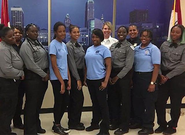 Law Enforcement Career Pipeline Participants