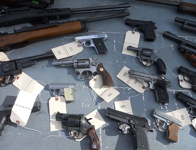 2017 Gun Buyback