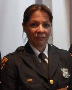 Detective Maria Matos