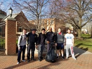 Officers spread good cheer by delivering toys donated by the community. Officers from the Second District worked with kids from St. Ignatius high school who donated socks and underwear to the Second District sock and underwear drive for the homeless.
