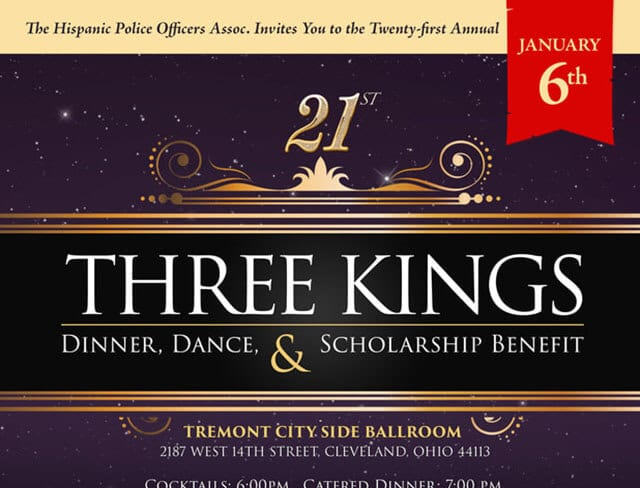 2018 Three Kings Benefit