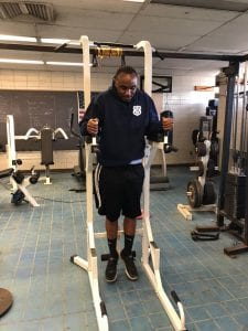 The Cleveland Police Foundation continues to fulfill our mission statement by donating a Power Tower Exercise Conditioner to the Cleveland Division of Police 5th District Gymnasium.