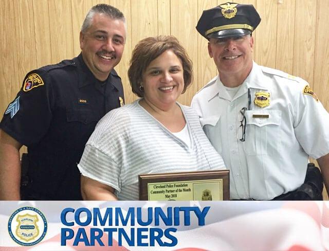 May 2018 Community Partner - Jennifer Wypasek