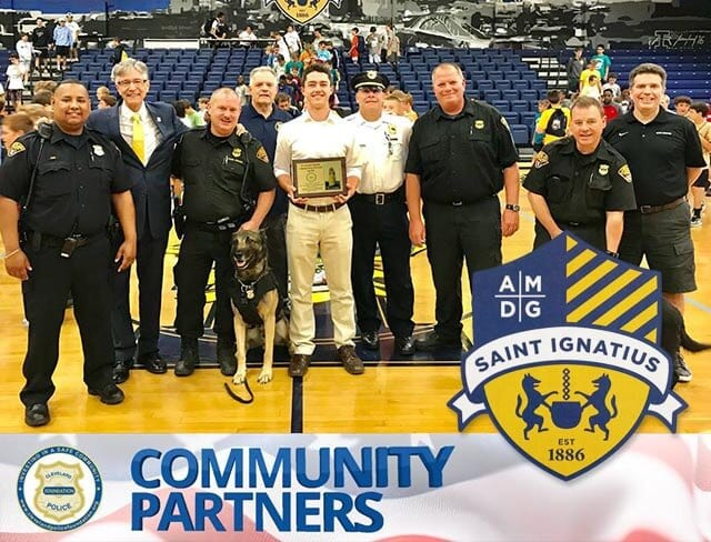 June 2018 Community Partner - St Ignatious