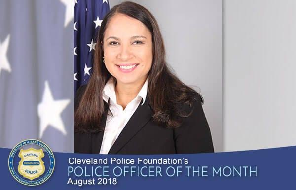August 2018 POM Sgt Evelyn Montalvo