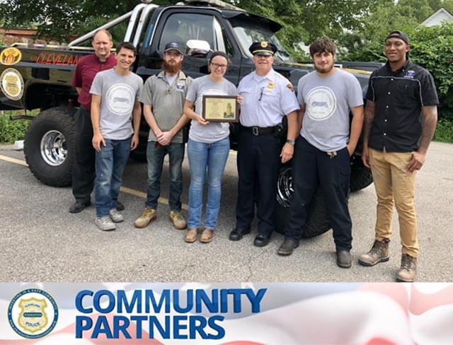 July 2018 Community Partner - Ohio Technical College