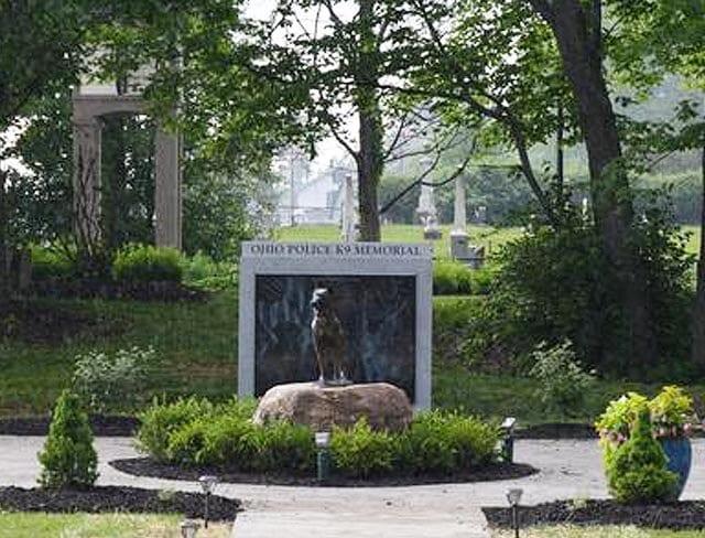 k9 memorial