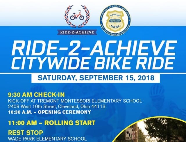 Ride to Achieve 2018