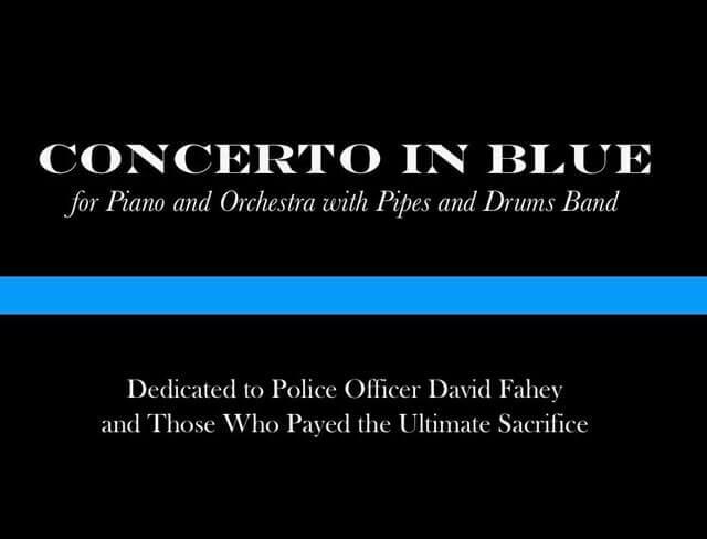 Concerto in Blue - Concert Honoring David Fahey