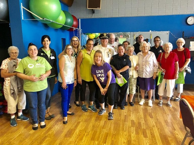 West Park YMCA's Senior Safety, Health and Wellness event - 2018