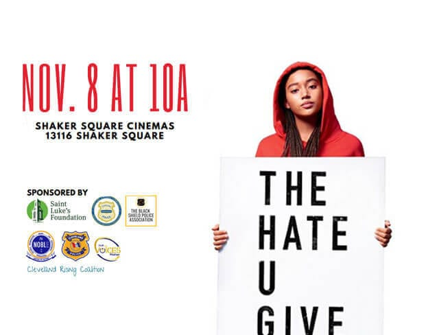 Screening of movie The Hate You Give