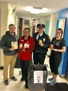 West Park YMCA Food Donation