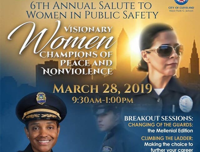 March 2019 Women in Public Safety