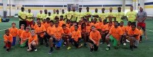 PAL Football Camp