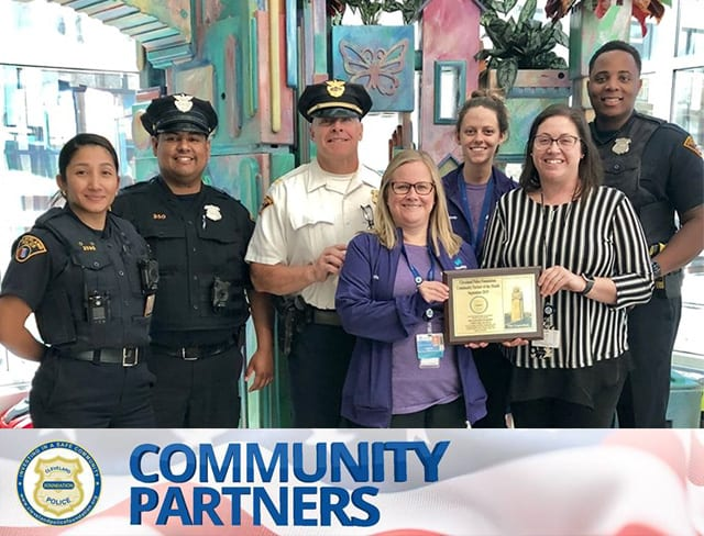 Community Partners of the Month - September 2019