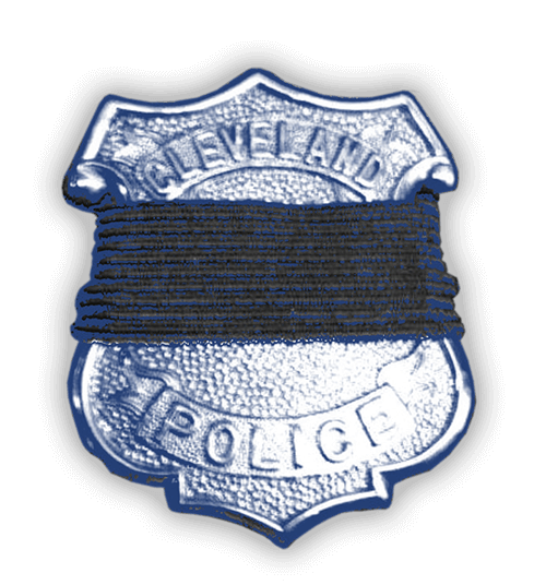 Cle police badge